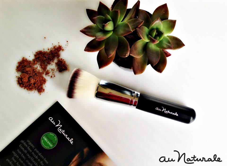 100% natuurlijke make-up